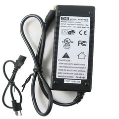 FMUSER 12V 4A high quality DC Power supply Power adapter CE FCC UL certificate for 7w 10w 15w 7w FM transmitter