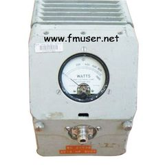 Freeshipping! BIRD dummy load 1000w 1kw DC-500MHZ terminal load N base Oil cool Second-hand