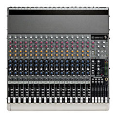 FMUSER Audio Mixer Premium 16-Channel/4-Bus Compact Mixer XLR Mic Inputs Console for living broadcast