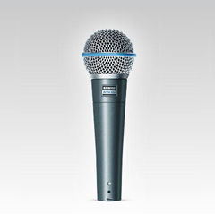 FMUSER Shure Beta 58A Dynamic Stage & Broadcast Vocal Mic Beta58 Esteemed vocal microphone