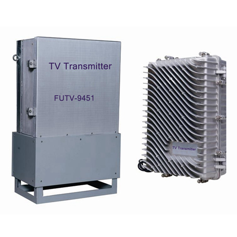 FMUSER FUTV-9451 Outdoor (50W) UHF MUDS Broadband DVB-T DTMB Digital HD SD mpeg2 TV Transmitter gap filler amplifier