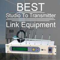 FMUSER STL Link - Tutto ciò di cui hai bisogno in studio per apparecchiature di collegamento del trasmettitore