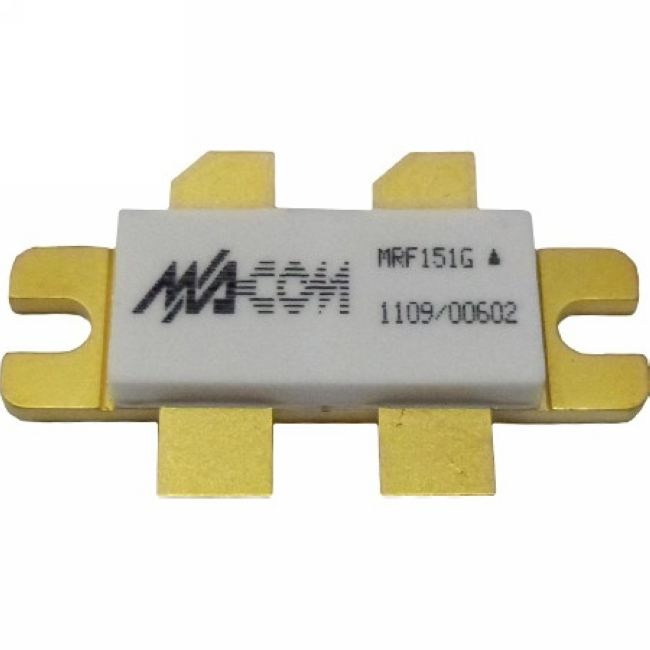 FMUSER Refurbished MACOM MRF151G 300W VHF RF Power Amplifier Transistor Power MOSFET Transistor IC For FM Transmitter