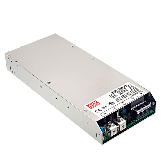 FMUSER MeanWell MW Switching Power Supply Supplies 2016W 48V 42A RSP-2000-48 for 1kw FM transmitter